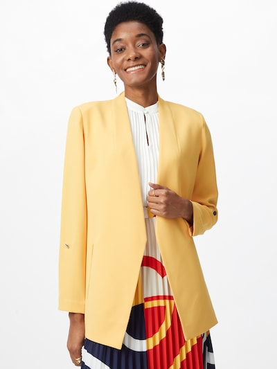 STEFFEN SCHRAUT Blazer 'Paris' in gelb, Modelansicht