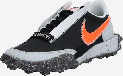 Nike Sportswear Sneakers laag 'Racer Crater' in de kleur Grijs gemêleerd / Oranjerood / Zwart / Wit, Productweergave