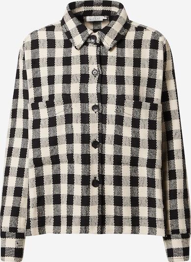 Masai Jacke in schwarz / weiß, Produktansicht