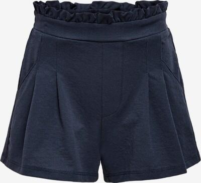 KIDS ONLY Pantalon 'Kiras' en bleu marine, Vue avec produit