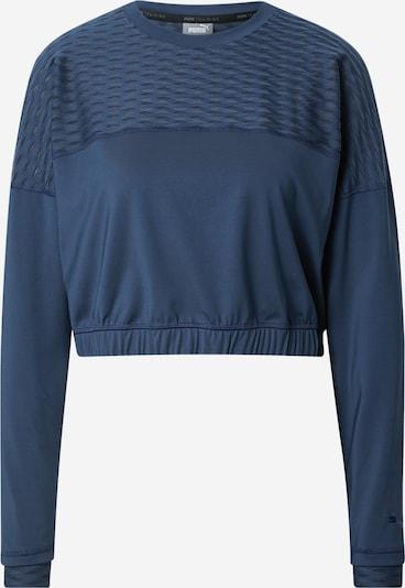 PUMA Sportsweatshirt in marine, Produktansicht