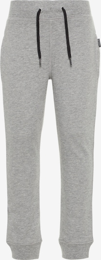 NAME IT Jogginhose 'Brushed' in grau, Produktansicht