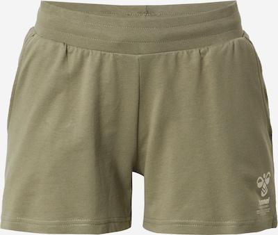 Hummel Shorts 'Skylar' in khaki, Produktansicht