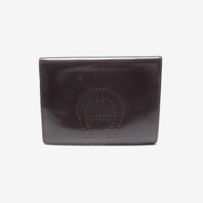 AIGNER Geldbörse / Etui in One Size in dunkelbraun, Produktansicht