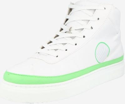 Komrads Sneakers high in kiwi / white, Item view
