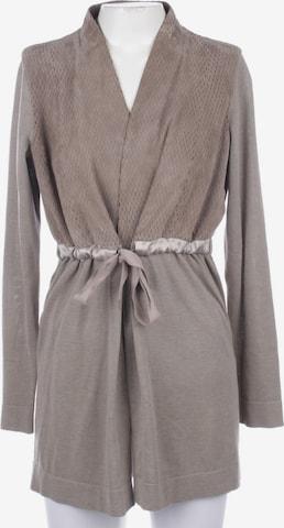 Fabiana Filippi Sweater & Cardigan in S in Brown