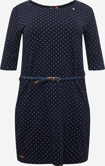 Ragwear Plus Šaty 'TAMY' - námornícka modrá / svetlomodrá, Produkt
