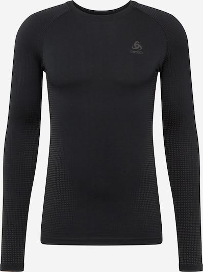 ODLO Functioneel shirt in de kleur Zwart, Productweergave