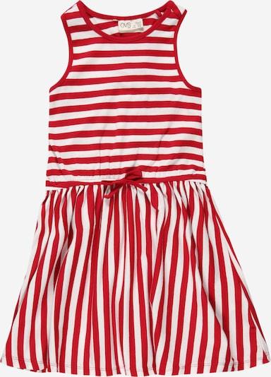 OVS Robe en rouge / blanc, Vue avec produit