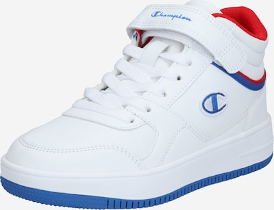 Champion Authentic Athletic Apparel Schuhe 'Rebound Vintage' in blau / rot / weiß, Produktansicht