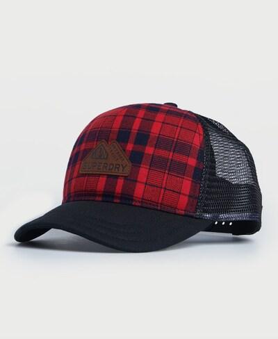 Superdry Cap in mischfarben, Produktansicht