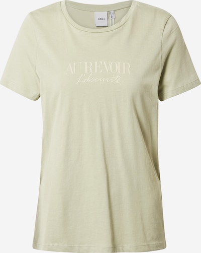 ICHI T-Shirt in hellgrün, Produktansicht
