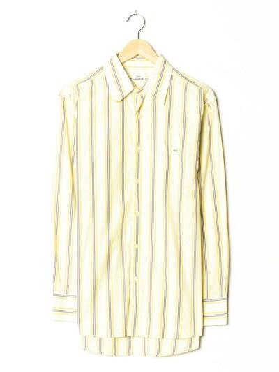 LACOSTE Hemd in XL in pastellgelb, Produktansicht