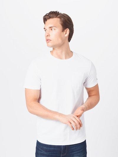 No Excess Tričko - biela: Pohľad spredu