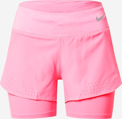 NIKE Sportbroek 'ECLIPSE' in de kleur Pink, Productweergave