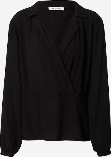 ABOUT YOU Blouse 'Franja' in Black, Item view