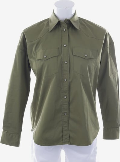 Caliban Jeanshemd in XS in khaki, Produktansicht
