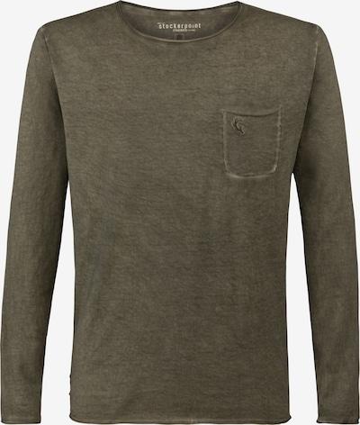 STOCKERPOINT Klederdracht shirt 'Falko' in de kleur Olijfgroen, Productweergave