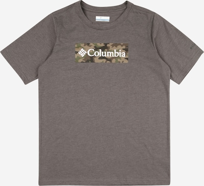 COLUMBIA Functioneel shirt 'Roast and Relax' in de kleur Taupe / Gemengde kleuren, Productweergave
