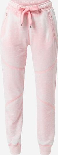 Frogbox Pantalon en rose / blanc, Vue avec produit