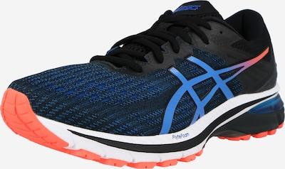 ASICS Chaussure de course en bleu / corail / noir, Vue avec produit