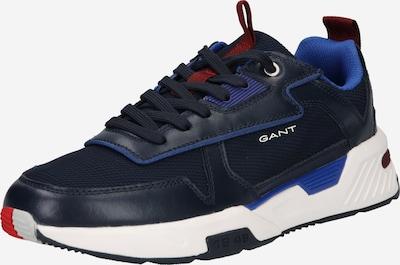 GANT Sneaker 'Kanyyon' in blau / dunkelblau / bordeaux, Produktansicht