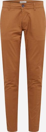 ESPRIT Pantalon chino en ocre, Vue avec produit