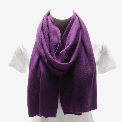 REPEAT Kaschmirschal in One Size in lila, Produktansicht