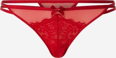 Hunkemöller String 'Leyla' in Red, Item view