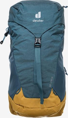 DEUTER Sports Backpack in Blue