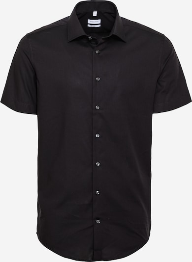 SEIDENSTICKER Overhemd in de kleur Zwart, Productweergave