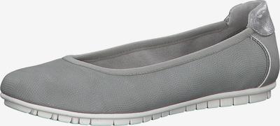 s.Oliver Baleríny - šedá / stříbrně šedá, Produkt