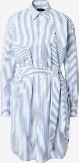POLO RALPH LAUREN Μπλουζοφόρεμα σε μπλε / λευκό, Άποψη προϊόντος