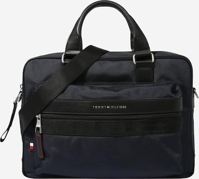 TOMMY HILFIGER Tietokonelaukku värissä tummansininen / musta, Tuotenäkymä