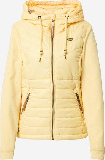 Ragwear Jacke in gelb, Produktansicht