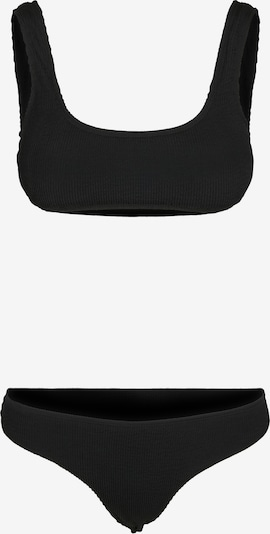 Urban Classics Bikini in schwarz, Produktansicht