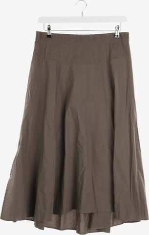 0039 Italy Skirt in XL in Grey