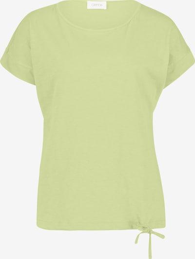 Cartoon Shirt in gelb, Produktansicht