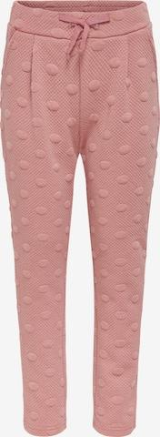 Pantalon 'Kimberly' KIDS ONLY en rose