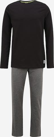 CR7 - Cristiano Ronaldo Pajamas long in Black