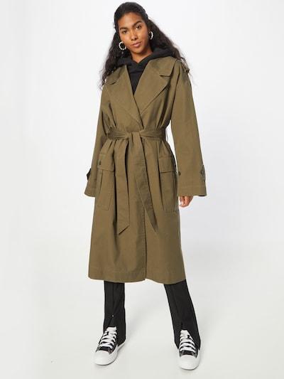 LEVI'S Mantel in oliv, Modelansicht