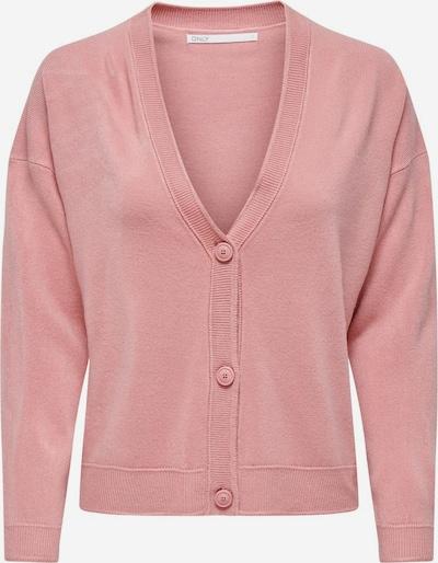 ONLY Strickjacke in pink, Produktansicht