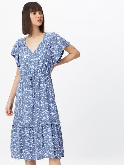 GAP Kleid in blau / weiß, Modelansicht