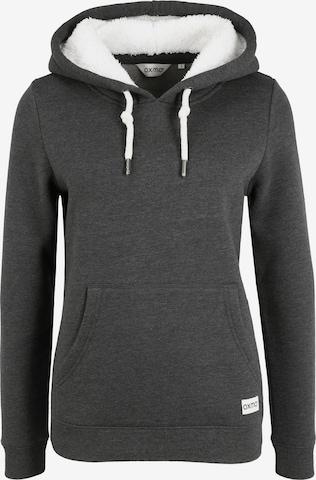 Oxmo Sweater 'Binna' in Grey