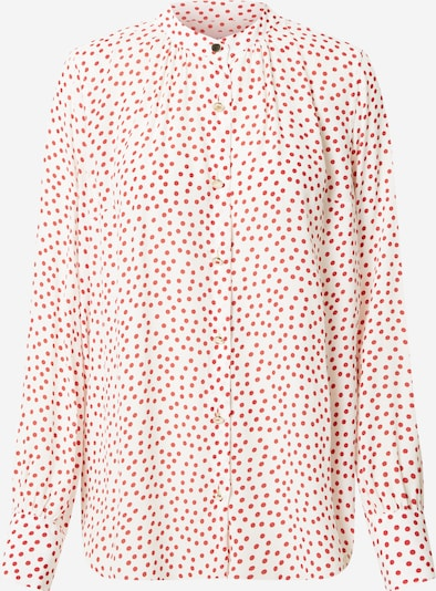 Libertine-Libertine Blouse 'Polly' in red / white, Item view