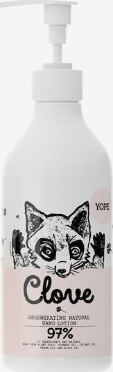 Yope Handcreme 'Glove' in weiß, Produktansicht