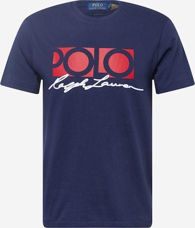 Polo Ralph Lauren T-Shirt in navy / rot / weiß, Produktansicht