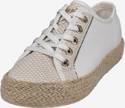 bugatti Sneaker 'Eve' in hellbeige / gold / weiß, Produktansicht