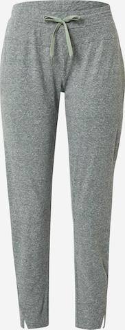 Hummel Παντελόνι φόρμας 'ZANDRA' σε πράσινο