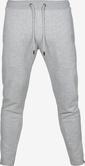 MOROTAI Pantalón deportivo 'Taped ' en gris / negro / blanco, Vista del producto